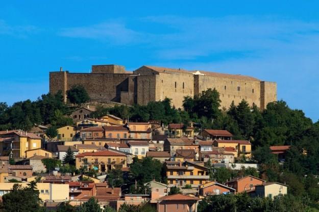 castello di Lagopesole ad Avigliano